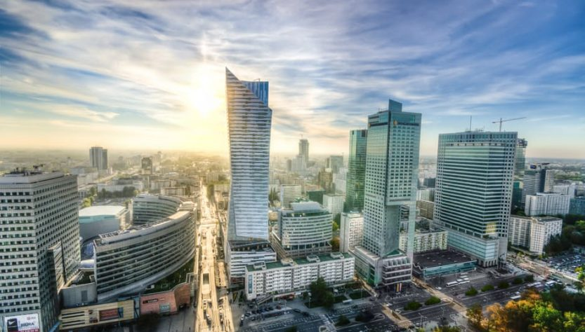 Najpiękniejsze wieżowce Warszawy